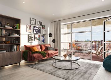 Copper Street, London E20. 3 bed flat for sale