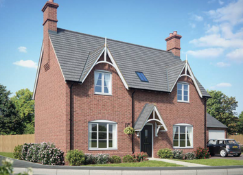 Thumbnail 3 bed detached house for sale in The Tatton V, Meadow View, Banbury Homes, Adderbury