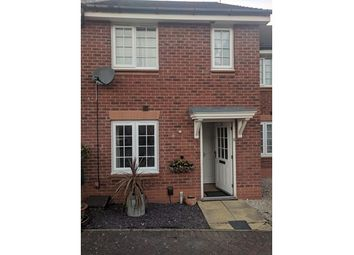 Thumbnail 3 bed town house for sale in 72 Abbey Close, Shepshed, Loughborough, Leicestershire