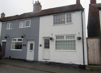 Thumbnail 2 bed property for sale in Garden Street, Thurmaston, Leicester