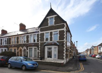 Thumbnail 2 bed flat for sale in Alfred Street, Roath, Cardiff