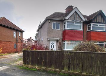 Thumbnail 3 bedroom property for sale in Kings Gardens, Blyth