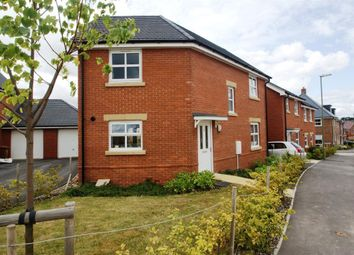 Thumbnail 3 bedroom detached house to rent in Hyde Park, Lords Way, Andover