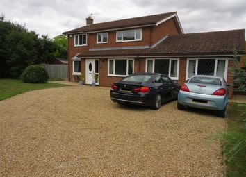 Thumbnail 4 bed detached house for sale in Julias Mead, Spalding