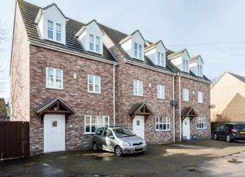 Thumbnail 4 bedroom town house for sale in Old Bakery Close, Wimblington March, Cambridgeshire