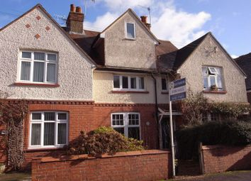 Thumbnail 3 bed terraced house for sale in Barton Road, Bramley, Guildford