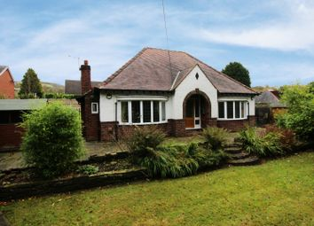 Thumbnail 4 bed detached bungalow for sale in Nuttall Hall Road, Ramsbottom, Greater Manchester