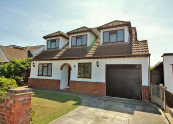 Thumbnail 4 bed detached house for sale in Elm Road, Canvey Island
