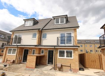 Thumbnail 4 bed semi-detached house for sale in Schoolfield Road, West Thurrock
