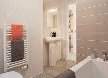 """Thumbnail 3 bedroom semi-detached house for sale in """"Oakfield"""" at Sir Williams Lane, Aylsham, Norwich"""