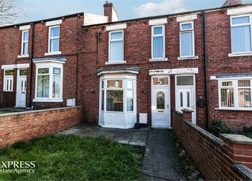 Thumbnail 3 bed terraced house for sale in Victoria Avenue, Crook, Durham