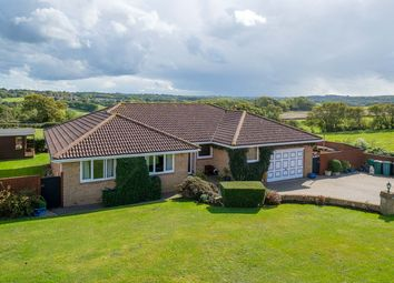 Rew Street, Gurnard, Cowes PO31. 4 bed detached bungalow for sale