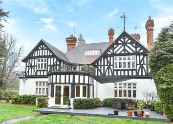 Thumbnail 3 bed flat for sale in New Place, London Road, Sunningdale