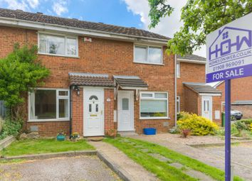 Thumbnail 2 bed terraced house for sale in Holland Way, Newport Pagnell