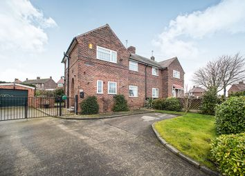 Thumbnail 2 bed semi-detached house for sale in Shay Lane, Crofton, Wakefield