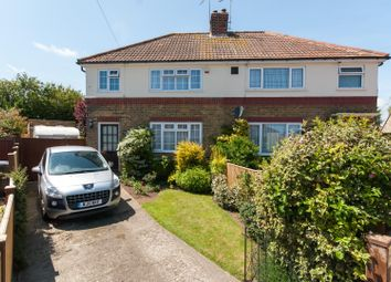 Thumbnail 3 bed semi-detached house for sale in La Tene, Walmer, Deal