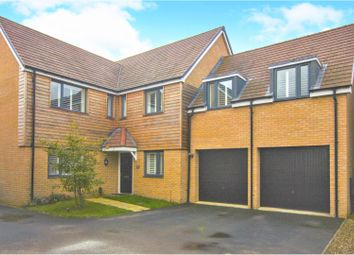 5 bed detached house for sale in Parker Road, Wootton, Bedford MK43