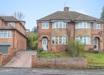 Thumbnail 3 bedroom semi-detached house for sale in Chairborough Road, High Wycombe, Buckinghamshire