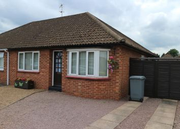 Thumbnail 2 bedroom semi-detached bungalow for sale in 56 Cannerby Lane, Sprowston, Norfolk