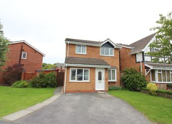 Thumbnail 4 bed detached house to rent in Dove Close, Cleveleys