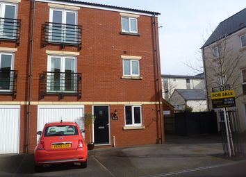 Thumbnail 4 bed semi-detached house for sale in Seacole Crescent, Swindon