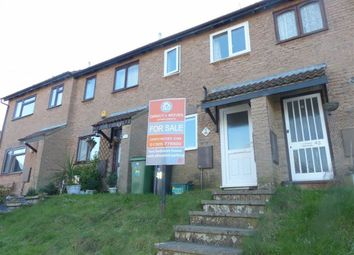 Thumbnail 2 bed terraced house for sale in Reedling Close, Weymouth, Dorset