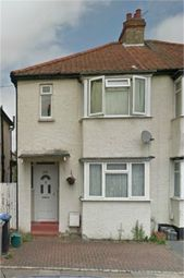 Thumbnail 3 bed semi-detached house to rent in Rugby Avenue, Wembley, Greater London