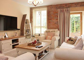 Thumbnail 2 bedroom flat to rent in The Maltings, Waterside, Boroughbridge