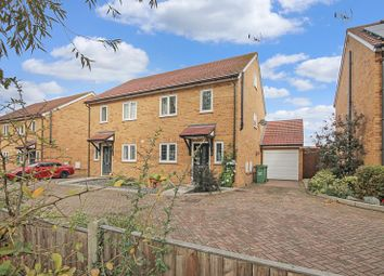 Thumbnail 3 bed semi-detached house for sale in Church Park Road, Pitsea, Basildon