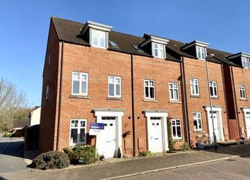 Thumbnail 3 bed end terrace house for sale in Norton Fitzwarren, Taunton, Somerset
