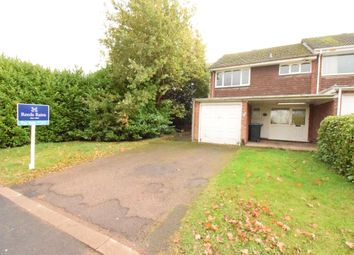 Thumbnail 3 bed terraced house for sale in B Keresley Brook Road, Coventry