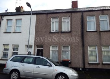 Thumbnail 2 bed terraced house for sale in Barthropp Street, Off Somerton Road, Newport.