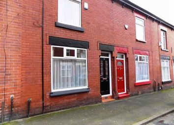 Thumbnail 3 bed terraced house for sale in Hobart Street, Manchester