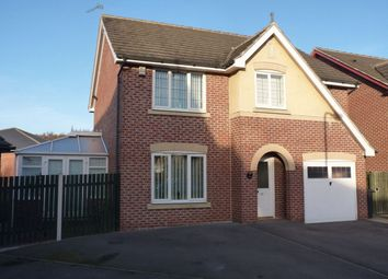 Thumbnail 4 bedroom detached house for sale in Newton Vale, Chapeltown, Sheffield, South Yorkshire