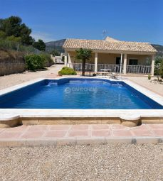 Thumbnail 3 bed villa for sale in Castalla, Costa Blanca North, Costa Blanca, Valencia, Spain