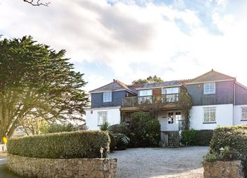 Thumbnail 5 bed flat for sale in Boskerris Road, Carbis Bay, St. Ives, Cornwall