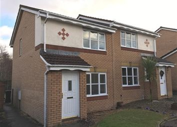 Thumbnail 2 bed semi-detached house to rent in Sycamore Glade, Livingston, Livingston