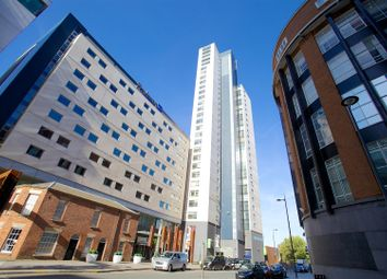Thumbnail 3 bed flat for sale in Old Hall Street, Liverpool