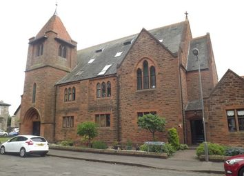 Thumbnail 2 bedroom flat to rent in Strathearn Court, Grangemouth