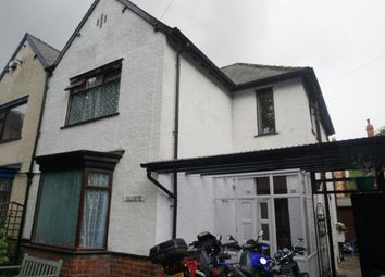 Thumbnail 3 bed semi-detached house for sale in Manor Avenue, Scarborough