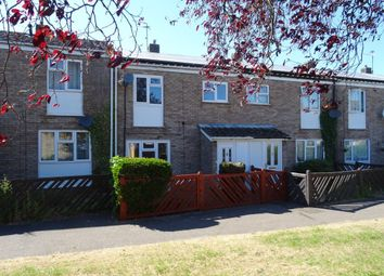 Thumbnail 3 bed terraced house to rent in Briton Court, Stanground, Peterborough