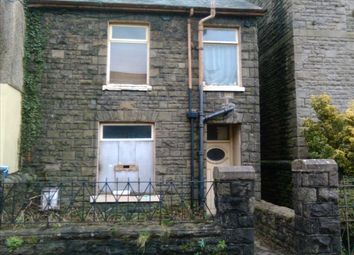 Thumbnail 3 bed end terrace house for sale in Saron Street, Treforest, Pontypridd