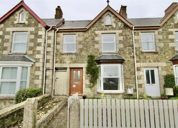 Thumbnail 4 bed town house for sale in St. Michaels Terrace, Meneage Street, Helston