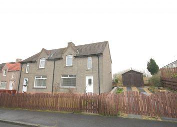 Thumbnail 3 bedroom semi-detached house for sale in Colinshiel Street, Bathgate