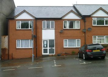 Thumbnail 2 bed flat to rent in Church Road, Barry