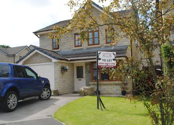 Thumbnail 4 bedroom detached house for sale in Valemount, Hadfield, Glossop