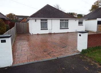 Thumbnail 3 bed bungalow for sale in Cuckoo Lane, Stubbington, Fareham