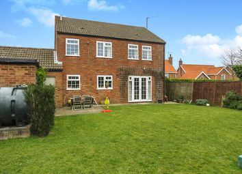Thumbnail 4 bedroom detached house for sale in Conference Way, Colkirk, Fakenham