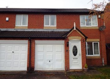 Thumbnail 3 bed semi-detached house for sale in Ingleborough Close, Washington, Tyne And Wear