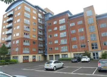 Thumbnail 2 bed flat for sale in Waterside Way, Wakefield, West Yorkshire